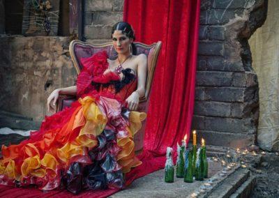 Rosalia_Zahino_navarro_pasarela_trajes_de_flamenca_casting_almeria