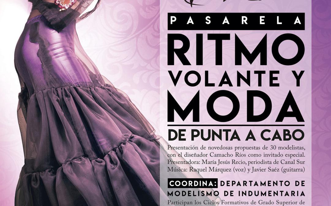 DESFILE DISEÑO FLAMENCO | RITMO, VOLANTE Y MODA