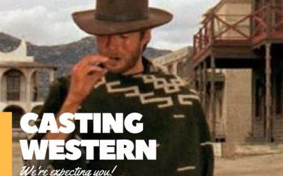 CASTING RODAJE WESTERN – Hombres y Mujeres de 20 a 50 años