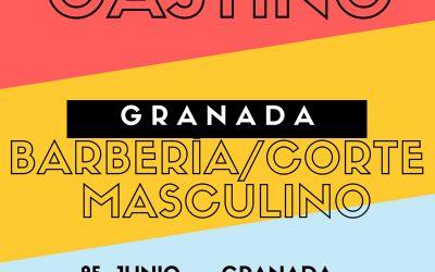 APLAZADO — CASTING Barbería HOMBRES en GRANADA