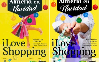 "Pasarela de Compras ""Almería en Navidad"" – I love Shopping in Almería"
