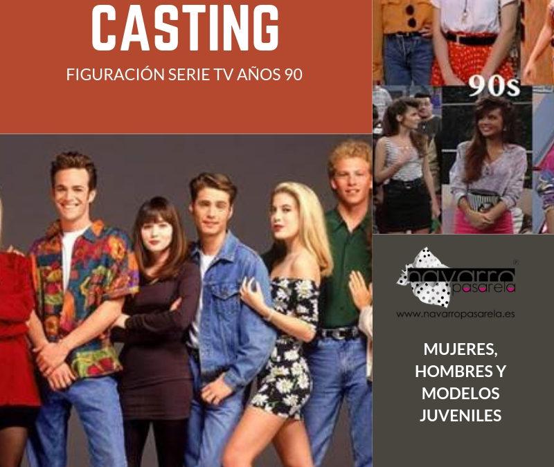 CASTING serie TV Holanda años 90 (Hombres y Mujeres aspecto nórdico)