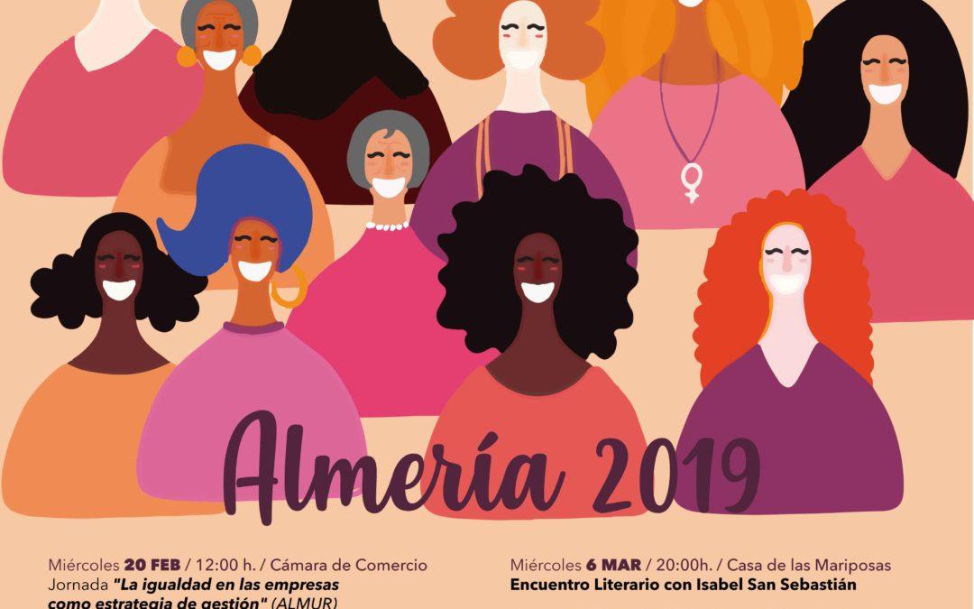 Día Internacional de la Mujer – Conferencia Edurne Uriarte
