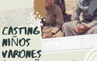 CASTING NIÑOS VARONES – 8/13 AÑOS – IDIOMA ÁRABE