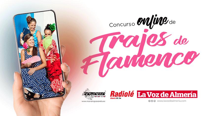 Concurso Trajes de Flamenca y Corto – ONLINE – Feria 2020