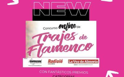 Concurso Trajes de Flamenca, ¡esta Feria desde casa!