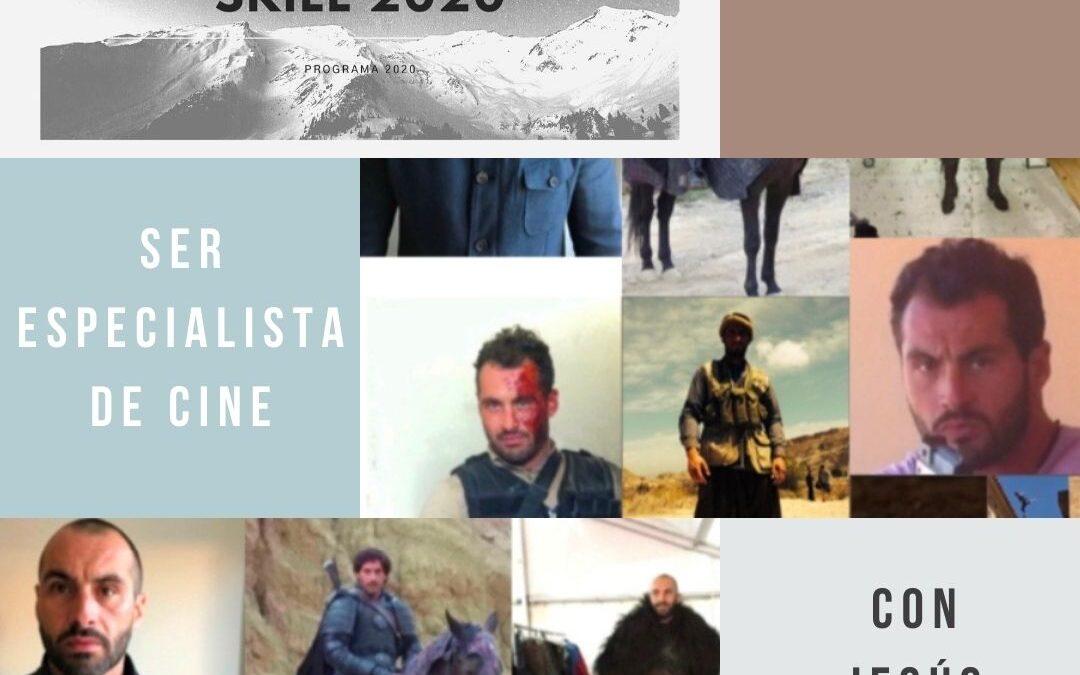 ¿Quieres ser especialista de cine y tv?, fórmate con Jesús López