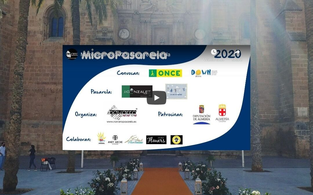 Micropasarela 2020 en STREAMING