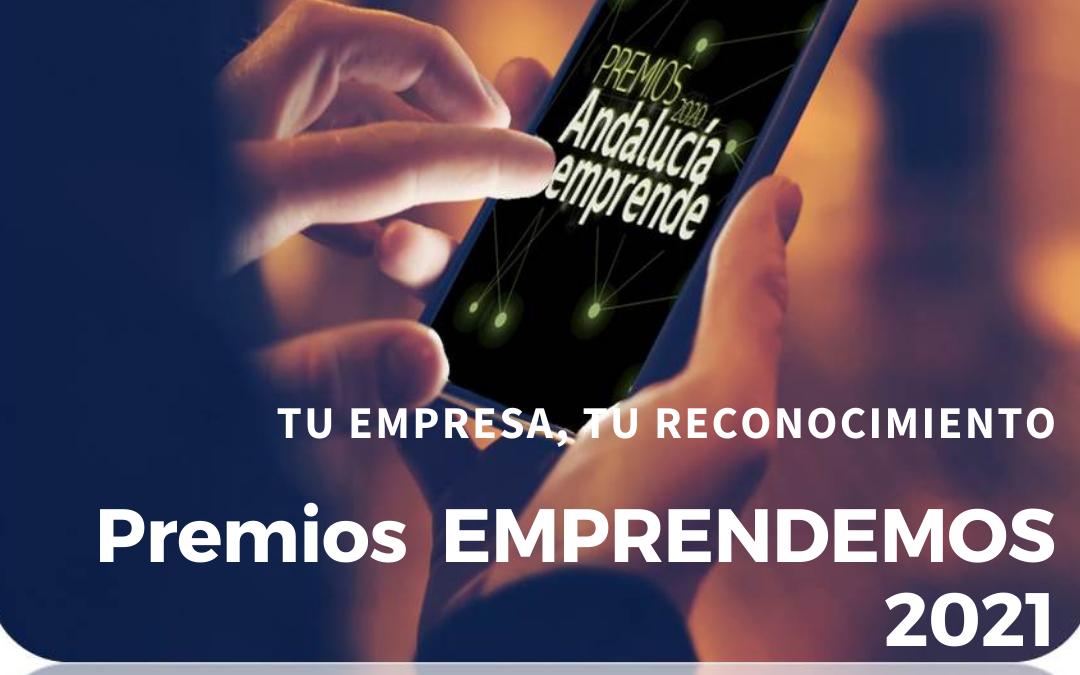 Tu Empresa, Tu Reconocimiento: Premios Emprendemos 2021