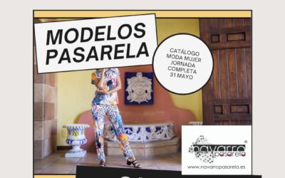 CERRADO — Casting Modelos Pasarela – Catálogo Moda Mujer