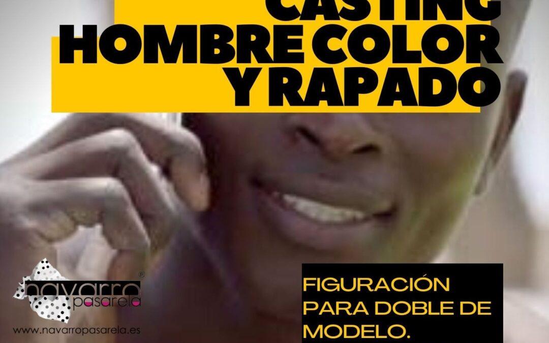CERRADO — CASTING HOMBRE NEGRO y PELO RAPADO 20/30 AÑOS – Spot Publicitario