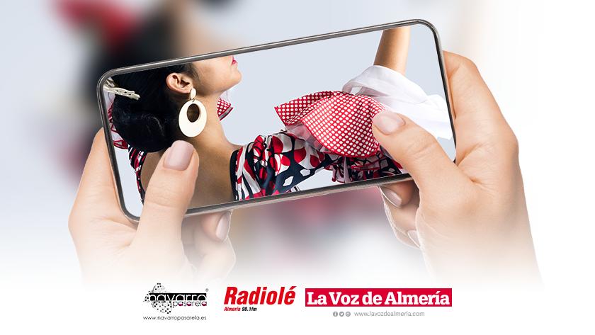Concurso Trajes de Flamenca y Corto 💃🕺– SEMI PRESENCIAL 📸- Feria 2021