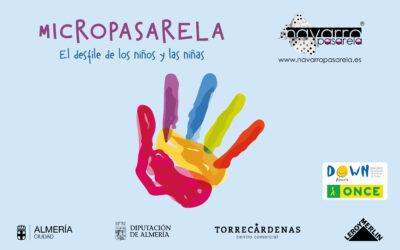 """MICROPASARELA """"El desfile de los niños"""" en el CCT"""