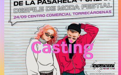 CERRADO — Casting Desfile de Moda Festial Urban Lei – C.C. Torrecárdenas (Almería)